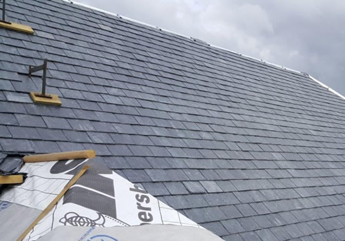 Roofing services in Biggar, South Lanarkshire