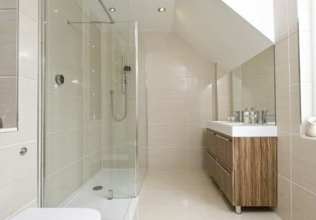 Internal tiling and plastering works