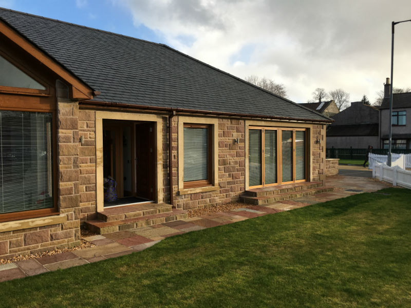 Renovation of St Marys Hall in Biggar
