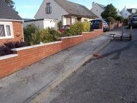 Ridgepark Wall Reconstruction